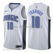 Camisetas Baloncesto Niños Orlando Magic 2018 Evan Fournier 10# Association Edition..