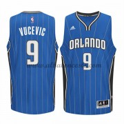 Camisetas Baloncesto NBA Orlando Magic 2015-16 Nikola Vucevic 9# Road..