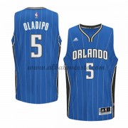 Camisetas Baloncesto NBA Orlando Magic 2015-16 Victor Oladipo 5# Road..