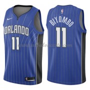 Camisetas Baloncesto NBA Orlando Magic 2018  Bismack Biyombo 11# Icon Edition..