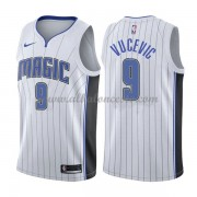 Camisetas Baloncesto NBA Orlando Magic 2018  Nikola Vucevic 9# Association Edition..