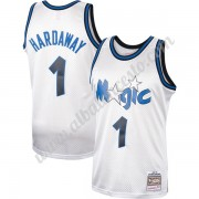 Camisetas Baloncesto NBA Orlando Magic 1993-94 Penny Hardaway 1# Platinum Hardwood Classics Swingman..