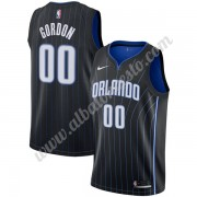Camisetas Baloncesto NBA Orlando Magic 2019-20 Aaron Gordon 00# Negro Statement Edition Swingman..