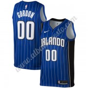 Camisetas Baloncesto NBA Orlando Magic 2019-20 Aaron Gordon 00# Azul Icon Edition Swingman..