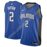 Camisetas Baloncesto NBA Orlando Magic 2019-20 Elfrid Payton 2# Azul Icon Edition Swingman..
