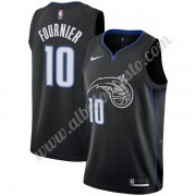 Camisetas Baloncesto NBA Orlando Magic 2019-20 Evan Fournier 10# Negro City Edition Swingman..