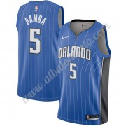 Camisetas Baloncesto NBA Orlando Magic 2019-20 Mohamed Bamba 5# Azul Icon Edition Swingman..