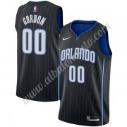 Camisetas Baloncesto NBA Orlando Magic 2019-20 Aaron Gordon 00# Negro Icon Edition Swingman..