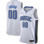 Camisetas Baloncesto NBA Orlando Magic 2019-20 Aaron Gordon 00# Blanco Association Edition Swingman..