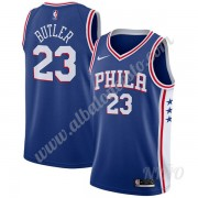 Camisetas NBA Niños Philadelphia 76ers 2019-20 Jimmy Butler 23# Icon Edition Swingman..