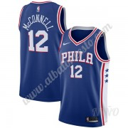 Camisetas NBA Niños Philadelphia 76ers 2019-20 T.J. McConnell 12# Icon Edition Swingman..