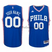 Camisetas Baloncesto NBA Philadelphia 76ers 2015-16 Road..