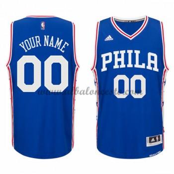Camisetas Baloncesto NBA Philadelphia 76ers 2015-16 Road