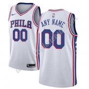 Camisetas Baloncesto NBA Philadelphia 76ers 2018  Association Edition..