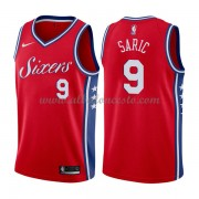 Camisetas Baloncesto NBA Philadelphia 76ers 2018  Dario Saric 9# Statement Edition..