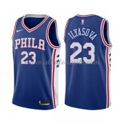 Camisetas Baloncesto NBA Philadelphia 76ers 2018  Ersan Ilyasova 23# Icon Edition..