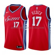 Camisetas Baloncesto NBA Philadelphia 76ers 2018  J.J. Redick 17# Statement Edition..