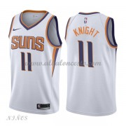Camisetas Baloncesto Niños Phoenix Suns 2018 Brandon Knight 11# Association Edition..