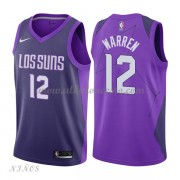 Camisetas Baloncesto Niños Phoenix Suns 2018 T.J. Warren 12# City Edition..