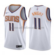 Camisetas Baloncesto NBA Phoenix Suns 2018  Brandon Knight 11# Association Edition..
