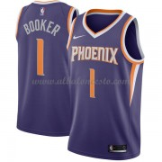 Camisetas Baloncesto NBA Phoenix Suns 2018  Devin Booker 1# Icon Edition..