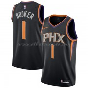 Camisetas Baloncesto NBA Phoenix Suns 2018  Devin Booker 1# Statement Edition..