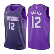 Camisetas Baloncesto NBA Phoenix Suns 2018  T.J. Warren 12# City Edition..