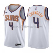 Camisetas Baloncesto NBA Phoenix Suns 2018  Tyson Chandler 4# Association Edition..