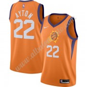 Camisetas Baloncesto NBA Phoenix Suns 2019-20 DeAndre Ayton 22# naranja Finished Statement Edition S..