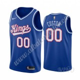 Camisetas NBA Niños Sacramento Kings 2019-20 Azul Classics Edition Swingman