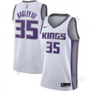 Camisetas NBA Niños Sacramento Kings 2019-20 Marvin Bagley III 35# Blanco Association Edition Swingm..