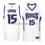 Camisetas Baloncesto NBA Sacramento Kings 2015-16 DeMarcus Cousins 15# Home..