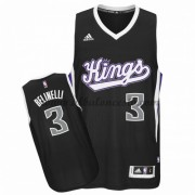 Camisetas Baloncesto NBA Sacramento Kings 2015-16 Marco Belinelli 3# Alternate..