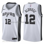 Camisetas Baloncesto Niños San Antonio Spurs 2018 LaMarcus Aldridge 12# Association Edition..