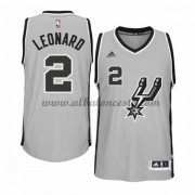 Camisetas Baloncesto NBA San Antonio Spurs 2015-16 Kawhi Leonard 2# Alternate..