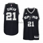 Camisetas Baloncesto NBA San Antonio Spurs 2015-16 Tim Duncan 21# Road..