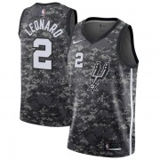 Camisetas Baloncesto NBA San Antonio Spurs 2018  Kawhi Leonard 2# City Edition..