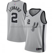 Camisetas Baloncesto NBA San Antonio Spurs 2018  Kawhi Leonard 2# Statement Edition..