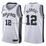 Camisetas Baloncesto NBA San Antonio Spurs 2018  LaMarcus Aldridge 12# Association Edition..