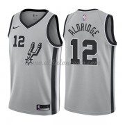 Camisetas Baloncesto NBA San Antonio Spurs 2018  LaMarcus Aldridge 12# Statement Edition..