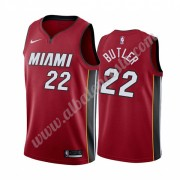 Camisetas Baloncesto NBA Miami Heat 2019-20 Jimmy Butler 22# Rojo Statement Edition Swingman..