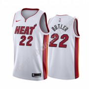Camisetas Baloncesto NBA Miami Heat 2019-20 Jimmy Butler 22# Blanco Association Edition Swingman..