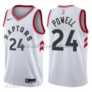 Camisetas Baloncesto Niños Toronto Raptors 2018 Norman Powell 24# Association Edition..