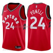 Camisetas Baloncesto Niños Toronto Raptors 2018 Norman Powell 24# Icon Edition..