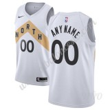 Camisetas NBA Niños Toronto Raptors 2019-20 Blanco City Edition Swingman