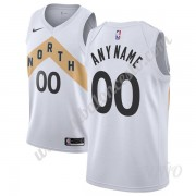 Camisetas NBA Niños Toronto Raptors 2019-20 Blanco City Edition Swingman..