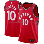 Camisetas Baloncesto NBA Toronto Raptors 2018  DeMar DeRozan 10# Icon Edition..