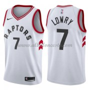 Camisetas Baloncesto NBA Toronto Raptors 2018  Kyle Lowry 7# Association Edition..