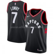 Camisetas Baloncesto NBA Toronto Raptors 2018  Kyle Lowry 7# Statement Edition..