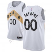 Camisetas Baloncesto NBA Toronto Raptors 2019-20 Blanco City Edition Swingman..